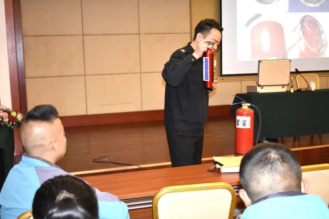 人人都是安全员丨鸡公山景区消防安全知识培训