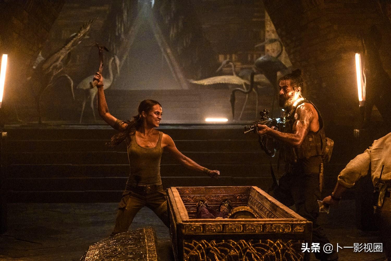 《古墓丽影2》定档明年 坎妹版劳拉恢复双枪 涉及更多盗墓情节
