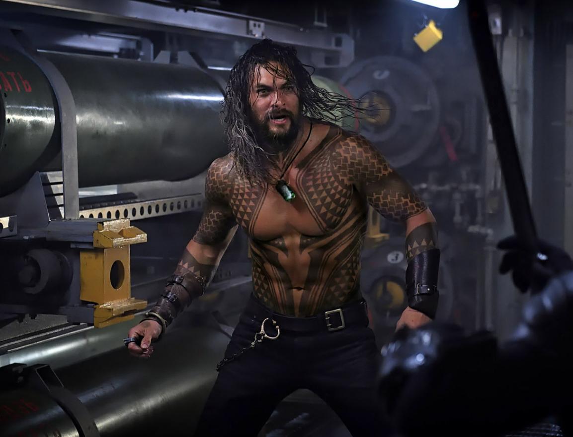 长发也能帅帅帅,《海王》来袭,看看DC与漫威电影中的长发美男