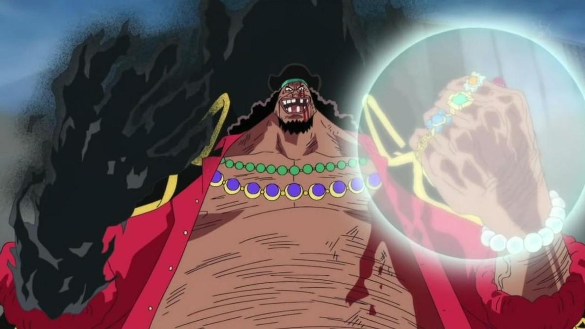 海賊王歷史上最強候選5人,路飛鎖血無敵,黑胡子雙果實潛力無限