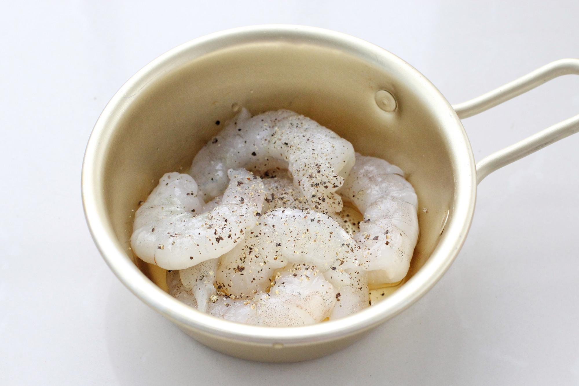 连吃一周也不腻的早餐饼,有虾有蛋营养均衡,简单快手十分钟上桌 美食做法 第4张