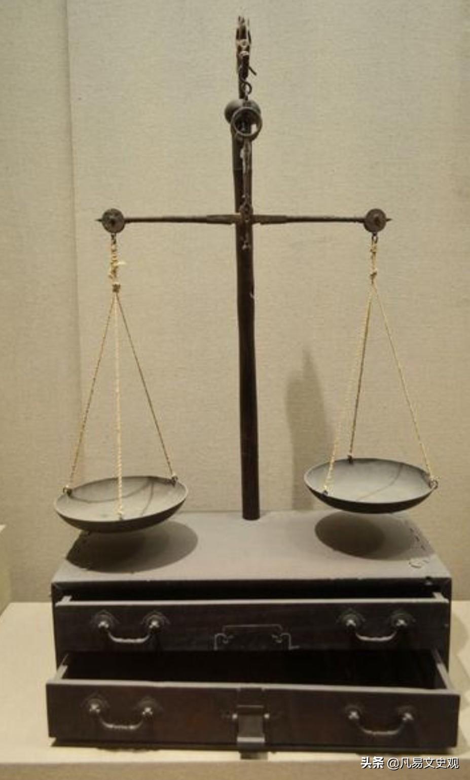 为人建礼仪,给物立规范——简析权衡器具如何促进社会秩序的建立