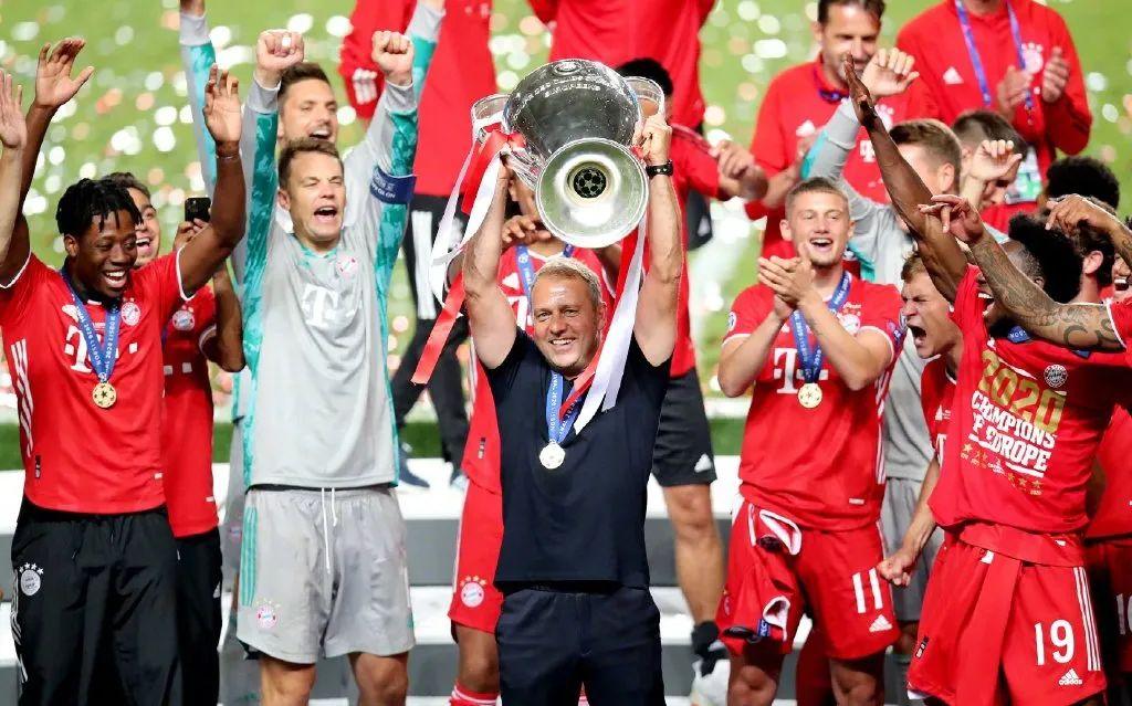 历届欧冠!拜仁夺欧冠冠军+巴萨需付500万欧元,球迷:耻辱