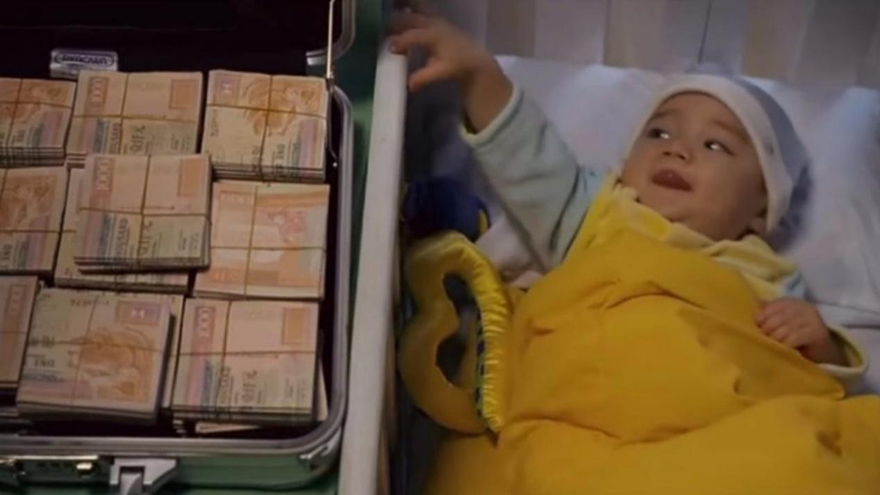 《寶貝計劃》嬰兒近照曝光,15歲五官變化大,顏值差強人意