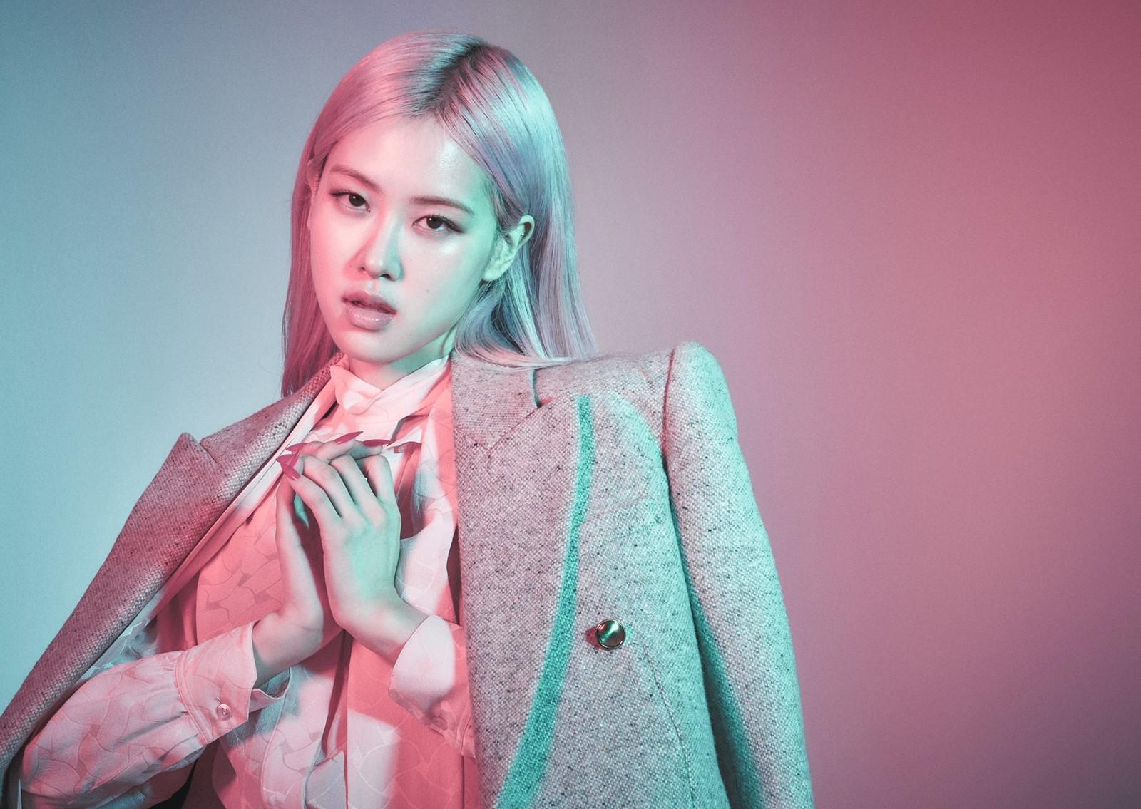 Rosé的solo舞台即将公布,YG想要成功要解决两大难题