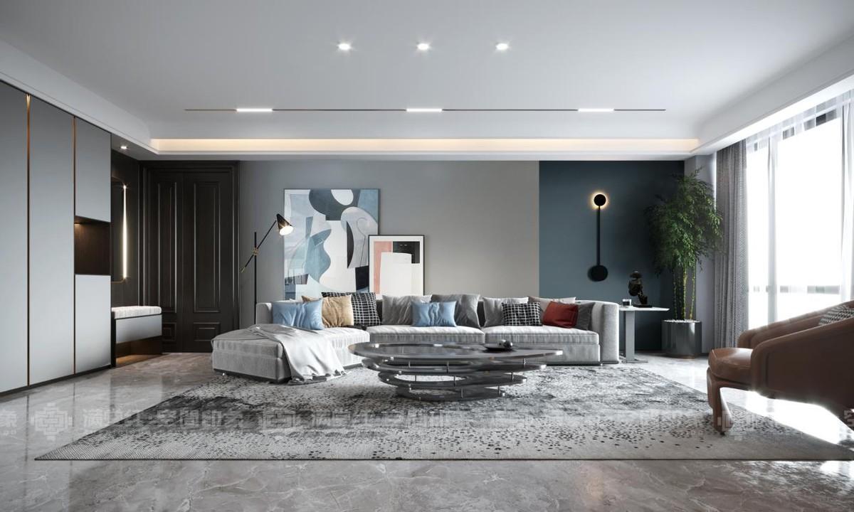 北欧风格装修客厅
