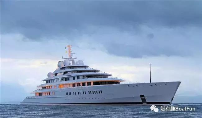 7个关于航海的趣闻:一艘超级游艇价格相当于1000辆劳斯莱斯