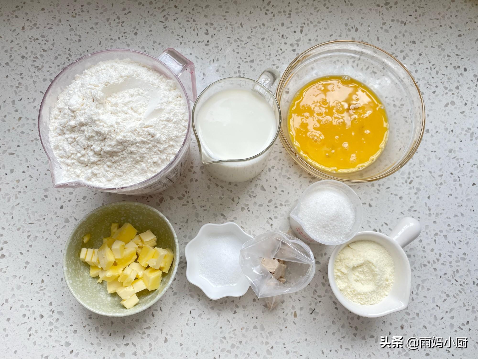 暑假,给孩子做早餐就用它,吃法多样又方便,组织拉丝又细腻