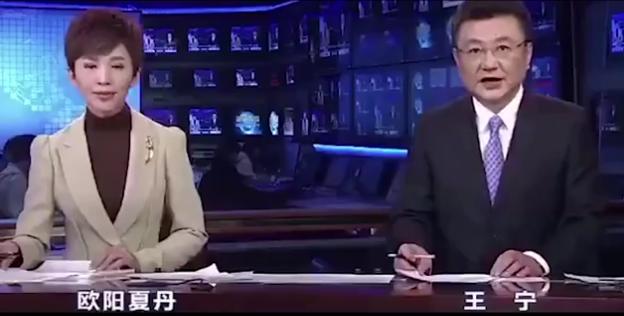 王宁:一脸严肃主持新闻28年,私下却是宠妻狂魔?镜头前后反差大