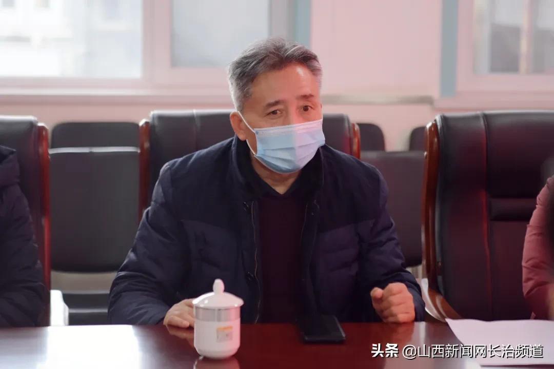 用好组合拳,岐黄再战疫——长治市中医医院召开2021年中医药疫情防控研讨会