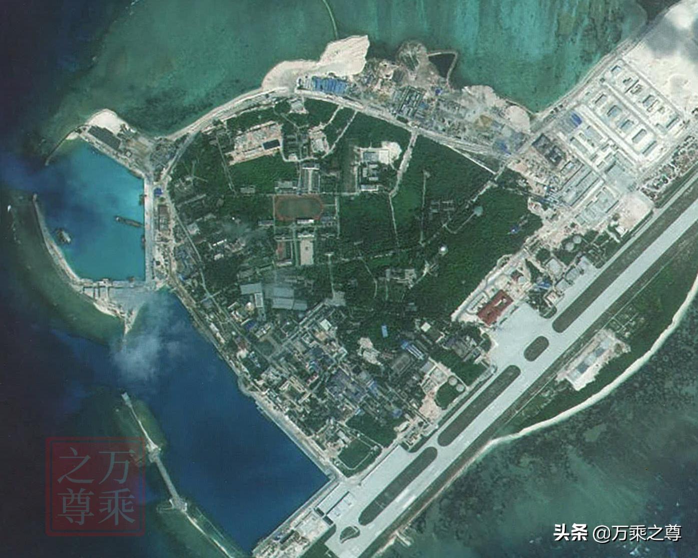 目標是把美軍趕出南海,中國為未來南海之戰做準備的軍事布局
