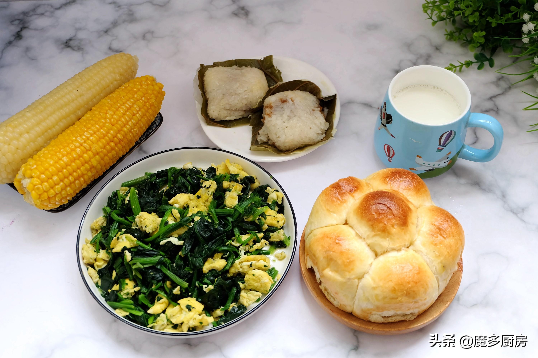一周家常早餐分享,营养好吃助力孩子健康成长