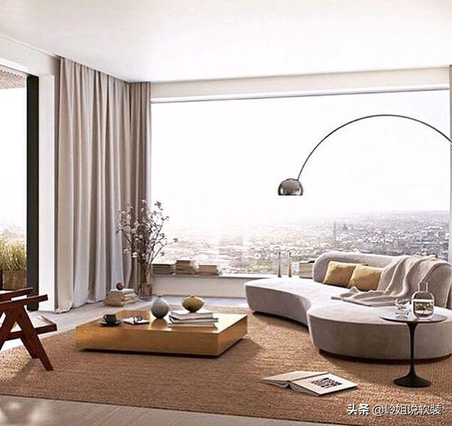 最完整家居尺寸大全——客廳篇