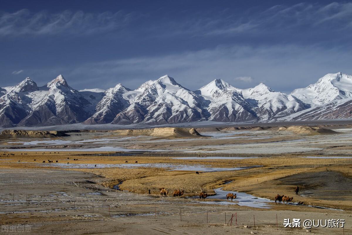 帕米尔高原6天自驾,一连串像国外景点的名字,却胜过国外景点