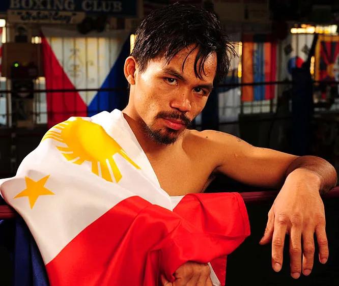 """""""有種來跟我打""""!菲律賓國寶級拳王霸氣喊話毆打亞裔的暴力分子"""