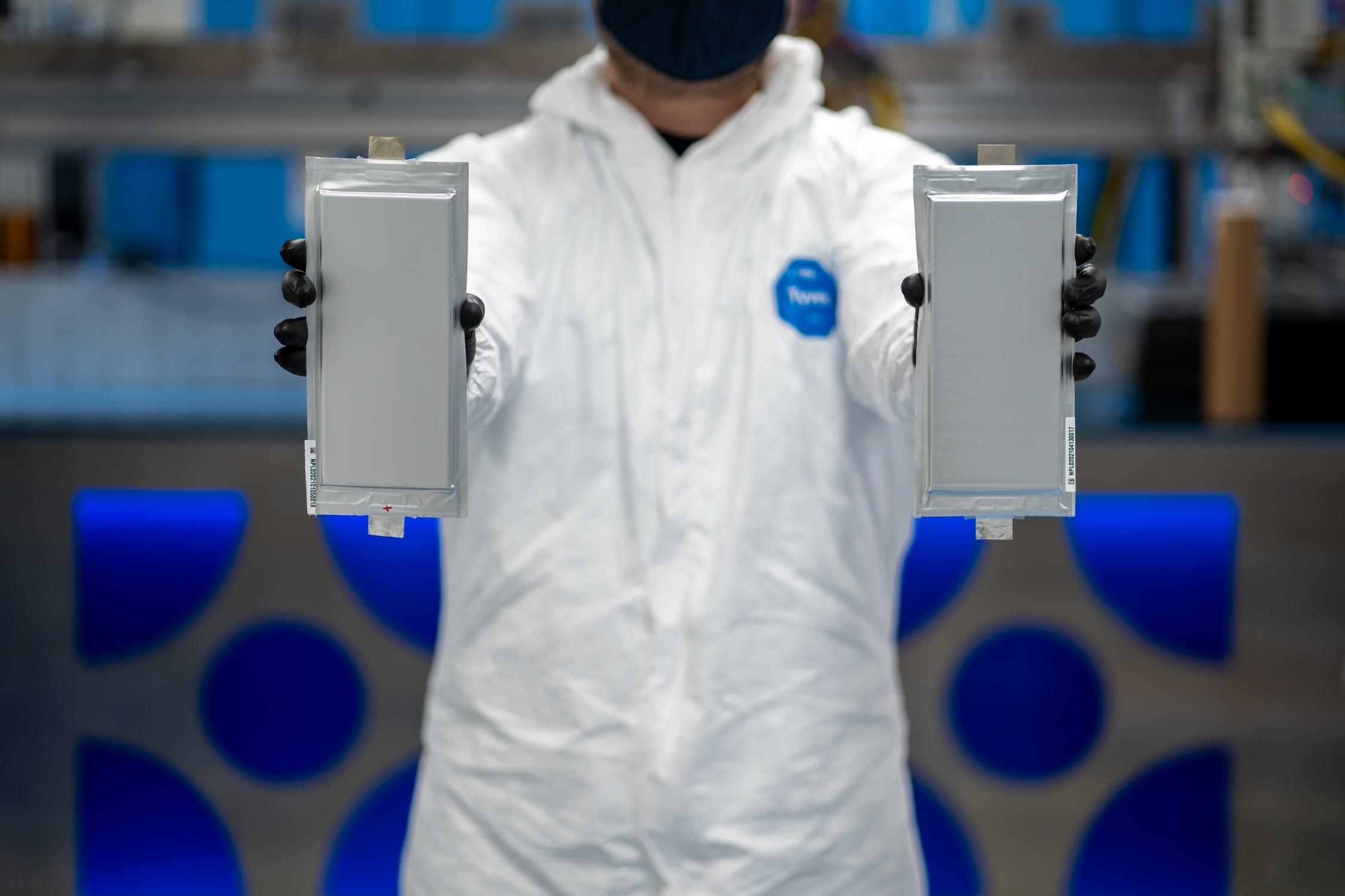 宝马集团投资固态电池新创企业 可持续发展作为宝马集团战略核心