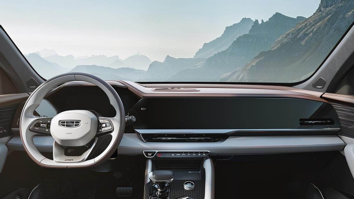 "SUV颠覆者来袭,吉利CMA全新车型KX11定名为""星越L"""
