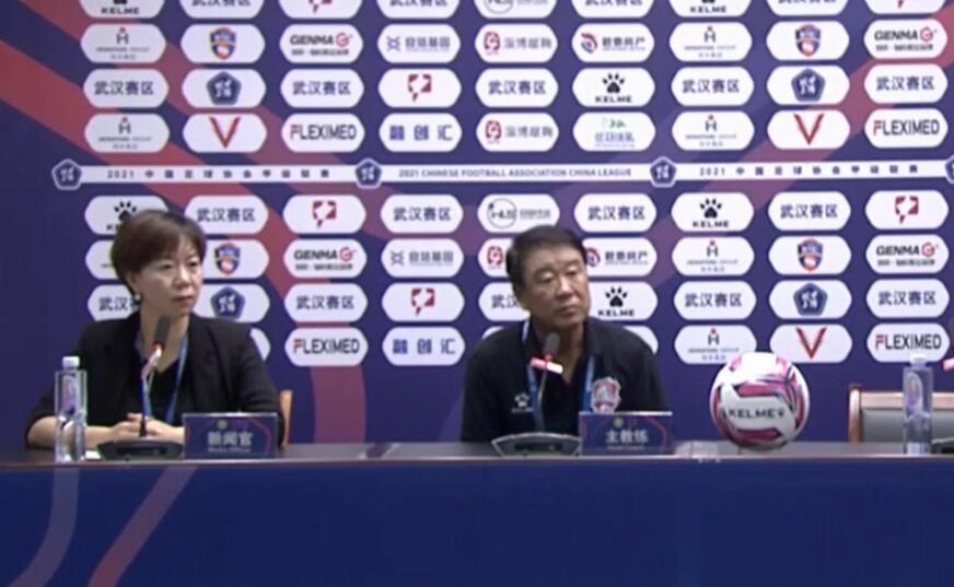 裴恩才:满意新疆天山雪豹的表现,相信这阶段比赛会取得好成果