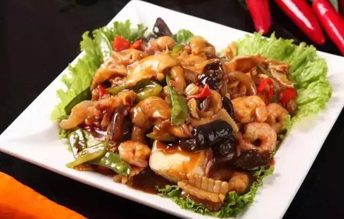 精选20款精品鲁菜美味菜谱给您赏析 鲁菜菜谱 第2张