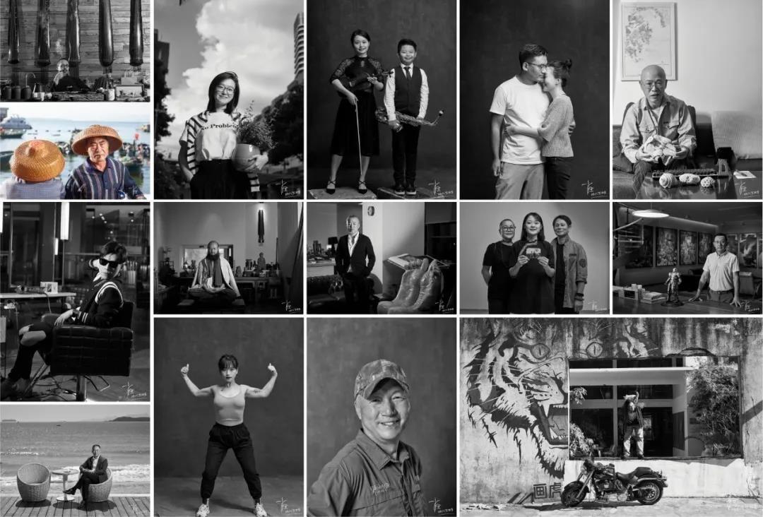 影像为媒 时代为卷 | 招商蛇口定格深圳40年时代肖像