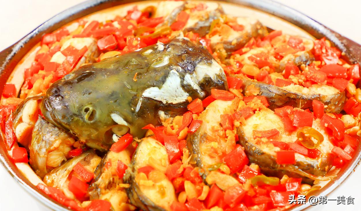 川味酱焖鱼做法  最忌放盐和油炸!2步炒出酱香味,鲜香不腥