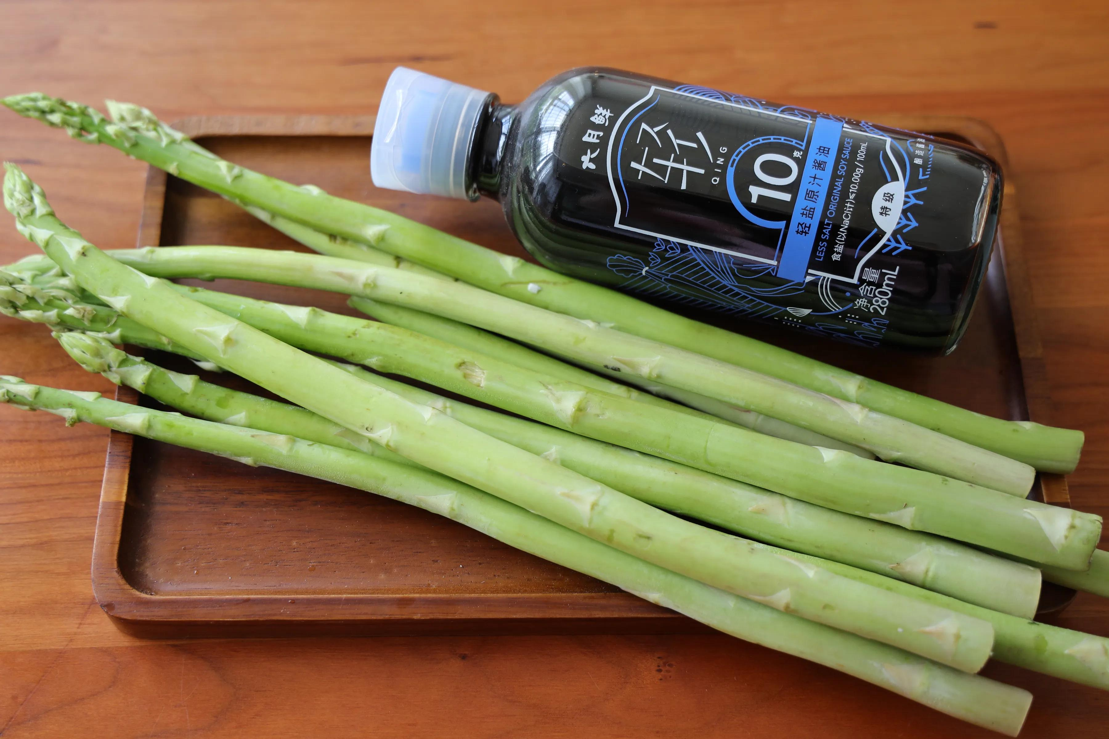 芦笋怎么做好吃又简单家常做法