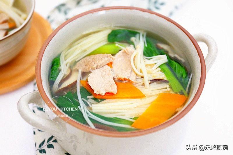 6道清爽、低热量的汤,适合减肥期间喝,饭前来一碗,慢慢瘦下来 减肥汤 第6张