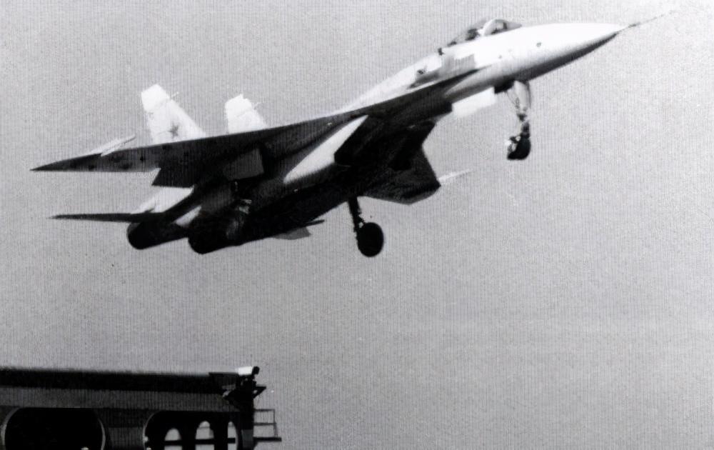 沈飞只会改改苏-27?