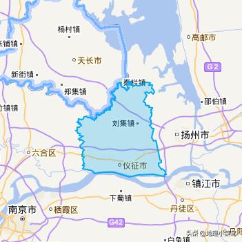 江苏省仪征市概况