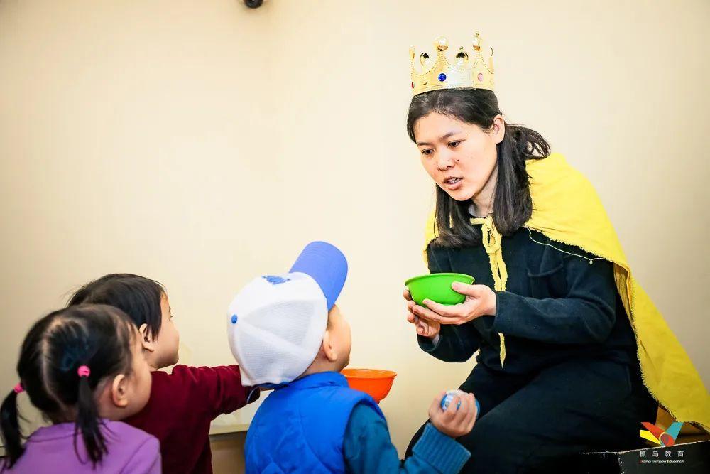 「抓马教育」豆豆:她在孩子心底画了一片叶子