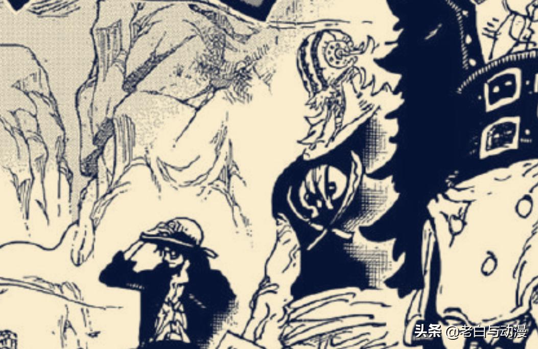 海賊王1000話:超新星將對戰四皇,該不該把基拉換成山治?
