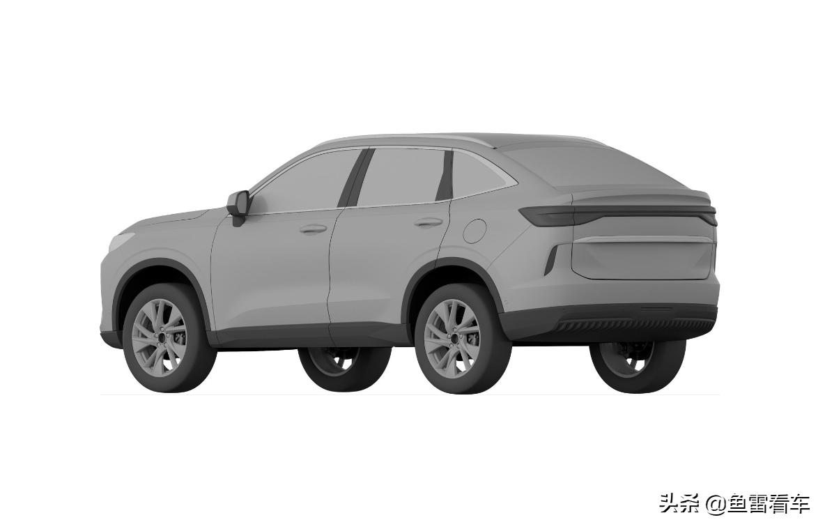 加紧翻新,长城三代哈弗H6平台即将发力,多款新车陆续现身专利