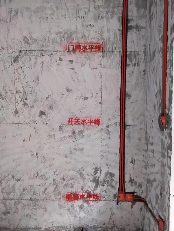 辞旧迎新|工地实拍:业主现场参观在施工地丨水电阶段