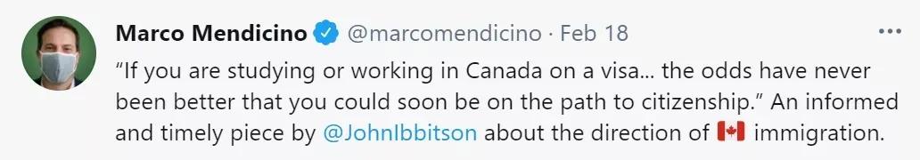 名额大放送!加拿大移民部宣布狂送9万个PR,毕业直接拿枫叶卡