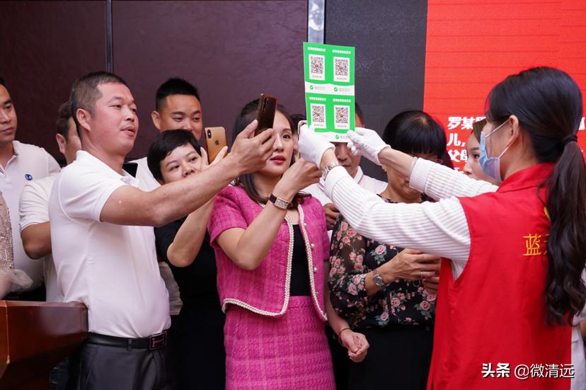 组图:清远城区启智13周年感恩慈善晚会圆满结束 传递公益力量