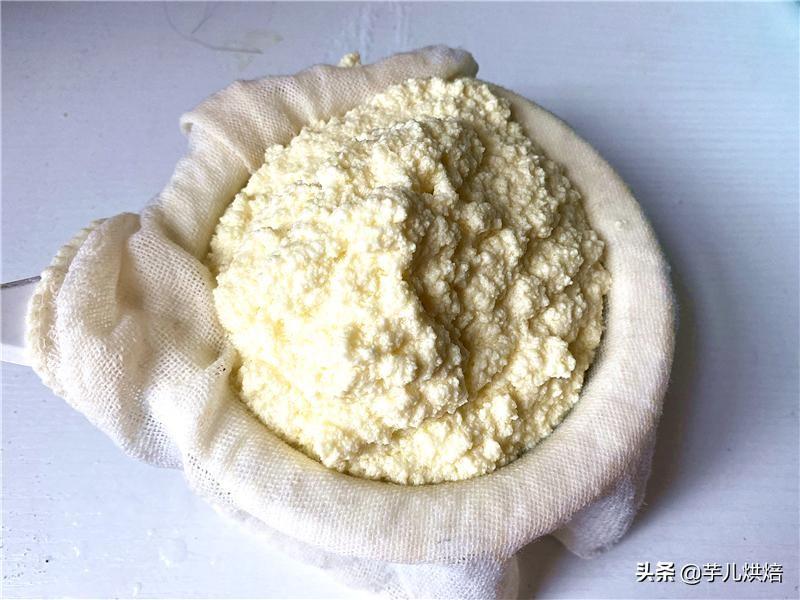 奶油奶酪别买了,教你在家做,简单美味,香浓细腻,成本不足10元