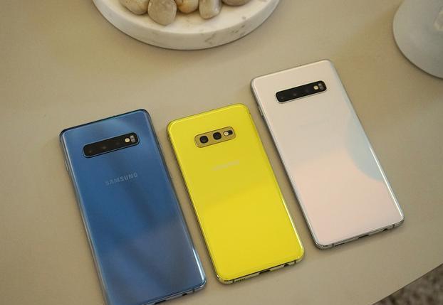 三星S10宣布公布,2K曲屏 第一款5G手机上,价钱5300元起