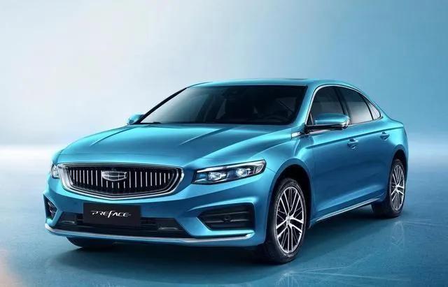 2020年国内汽车销量,吉利自主排名第一,总排名第四