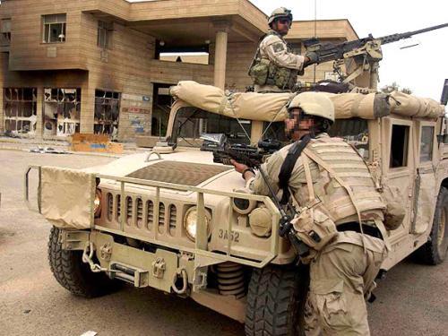 美国视角:20世纪美国价值观,侵入伊拉克与维护国际法权威