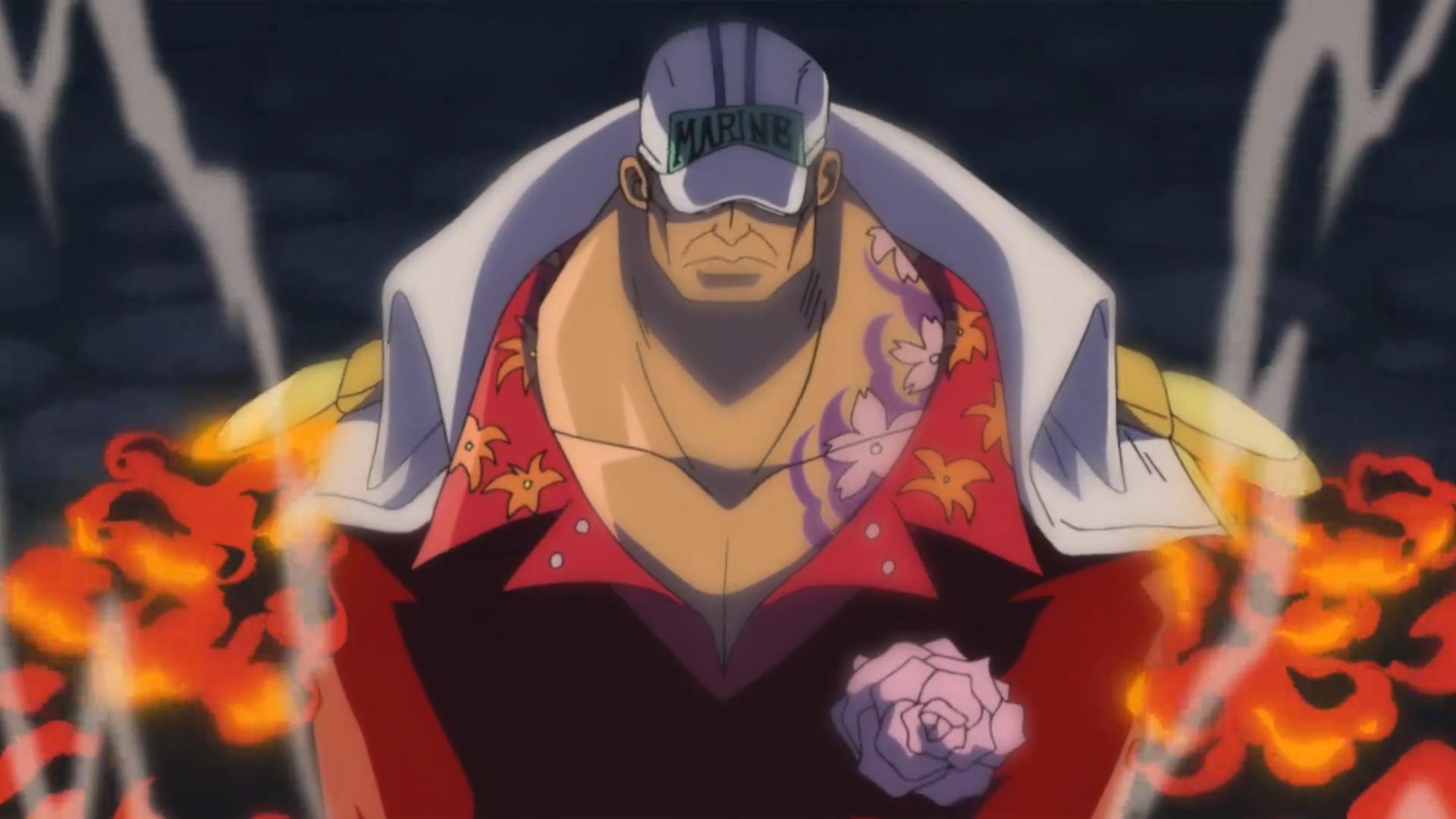 海賊王:攻擊力極高的5顆惡魔果實,震震果實與岩漿果實孰強孰弱