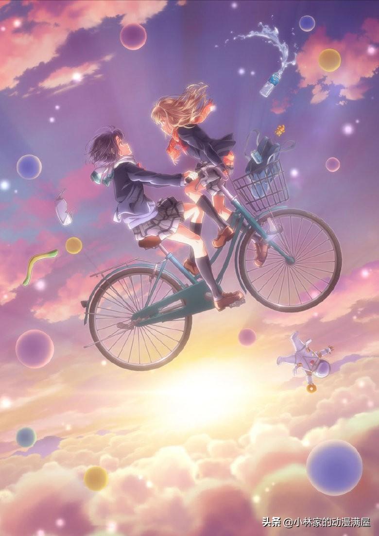 十月少女向動畫,可可蘿與祢豆子談上了戀愛,橘勢一片大好
