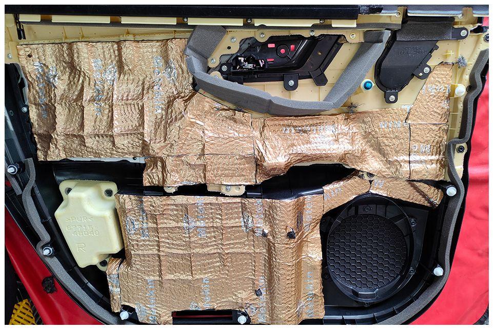 雷克萨斯RX300音响改装案例浅析,质感提升的秘密原来在这里