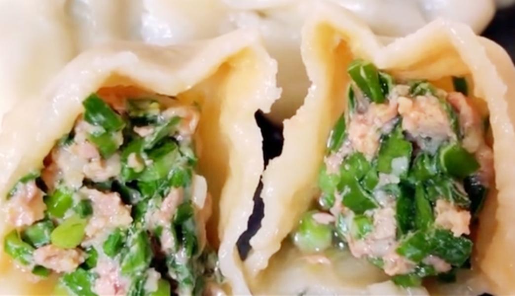中秋吃饺子,就馋这个馅,蛋白质高开胃去消化,老人孩子要多吃