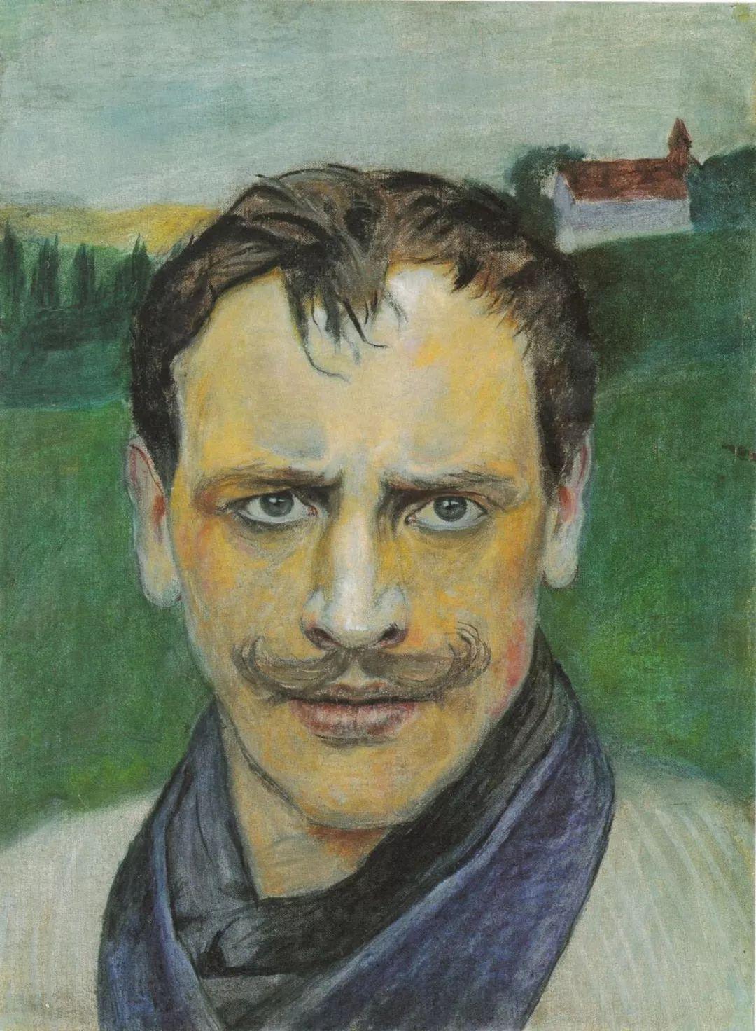 艺术大师---索尔伯格「高清」