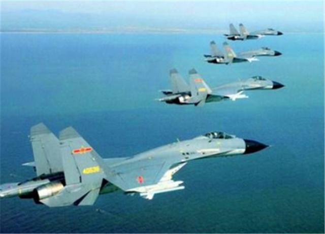 94年中美黄海对峙,耗时72小时,因当时装备落后无法及时支援