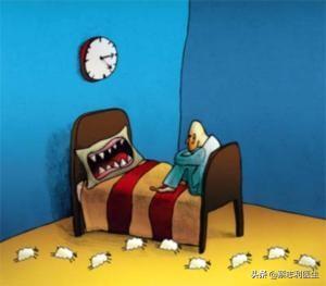 你为何会失眠?造成失眠的心理因素有哪些?如何打破失眠的死循环