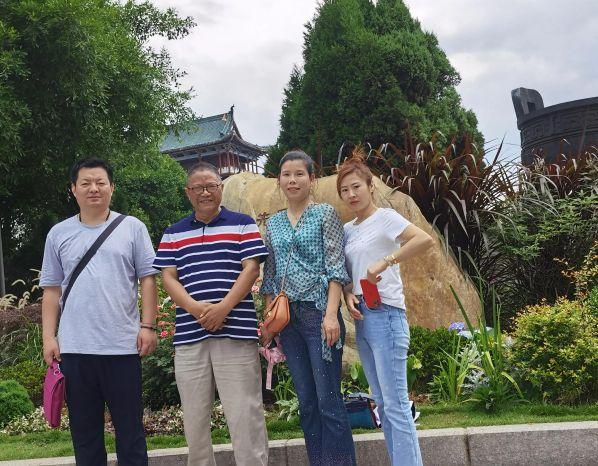 《一部《赣州古城扩城史》再现 唐代主政者卢王和风水大师杨筠松 的卓越贡献