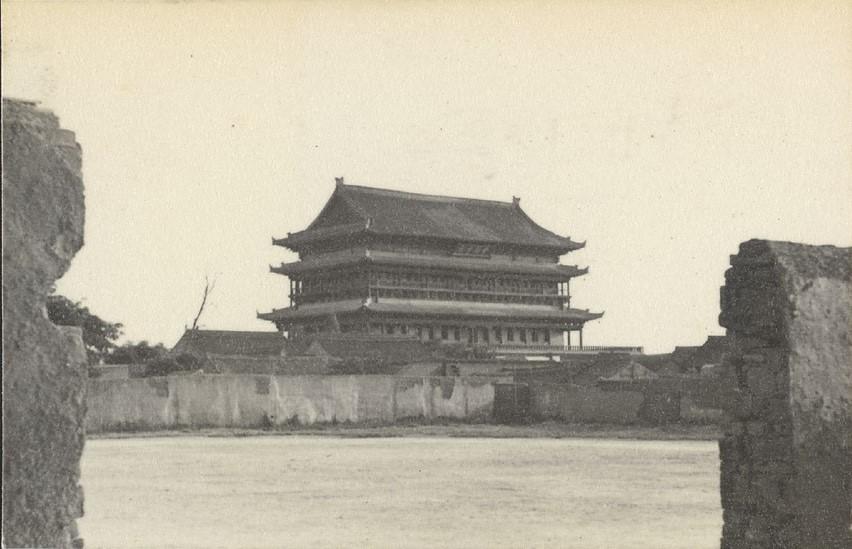 民国老照片:1933年的西安古城,还有大唐的模样吗?