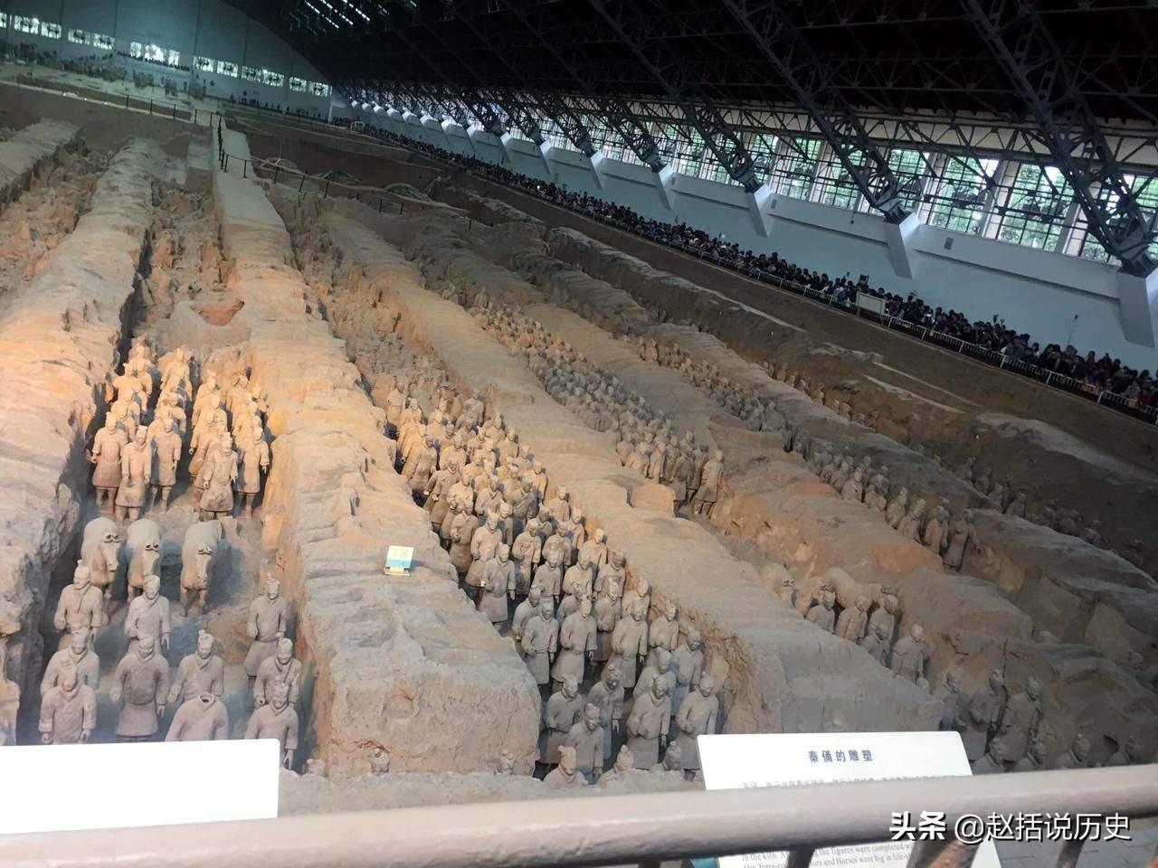 沉睡的兵马俑和秦始皇陵,到底想告诉我们什么?