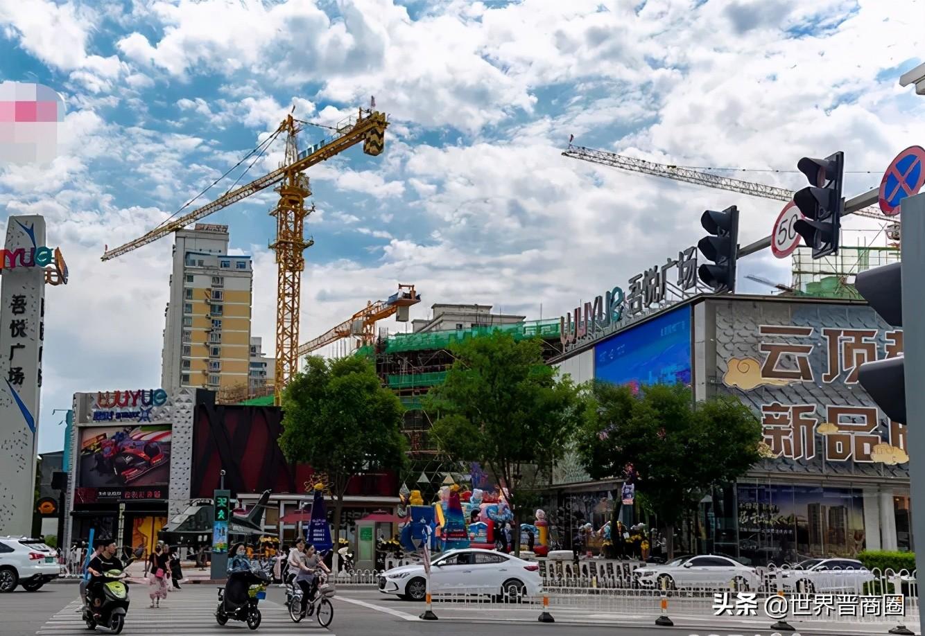 远大购物广场第四次开工?细数太原那些商业体的坎坷动工之路